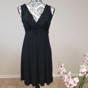 EN FOCUS Studio black dress